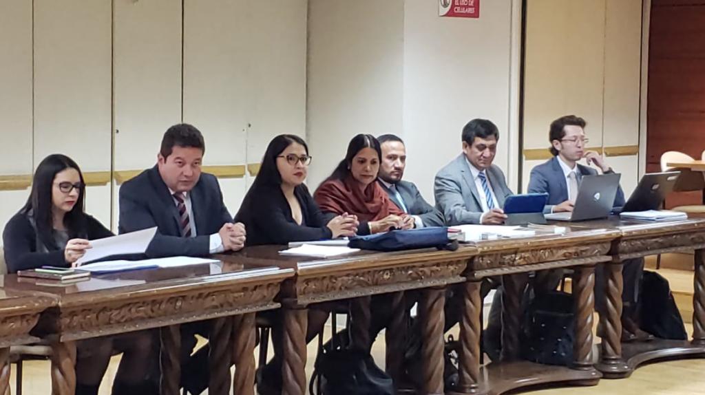 Procuraduría se opone a la suspensión de la pena de Vicuña