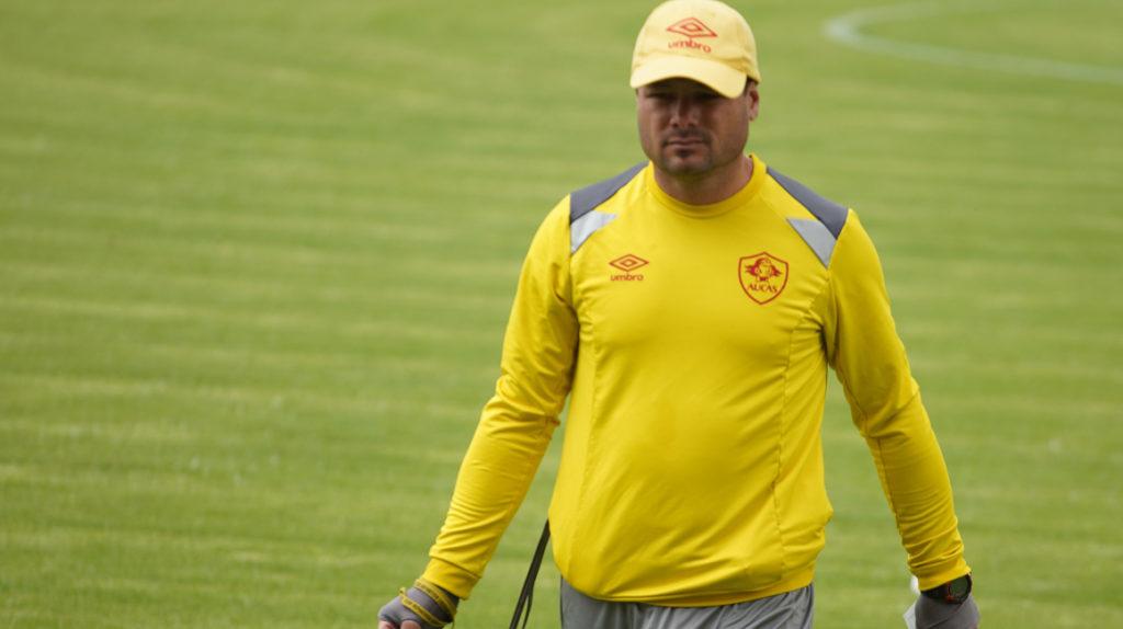 Darío Tempesta reemplaza a Máximo Villafañe como técnico de Aucas