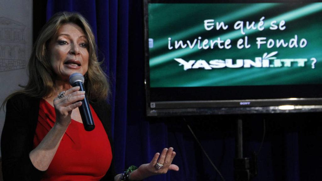 Lasso mantendrá a Baki como embajadora en EE.UU