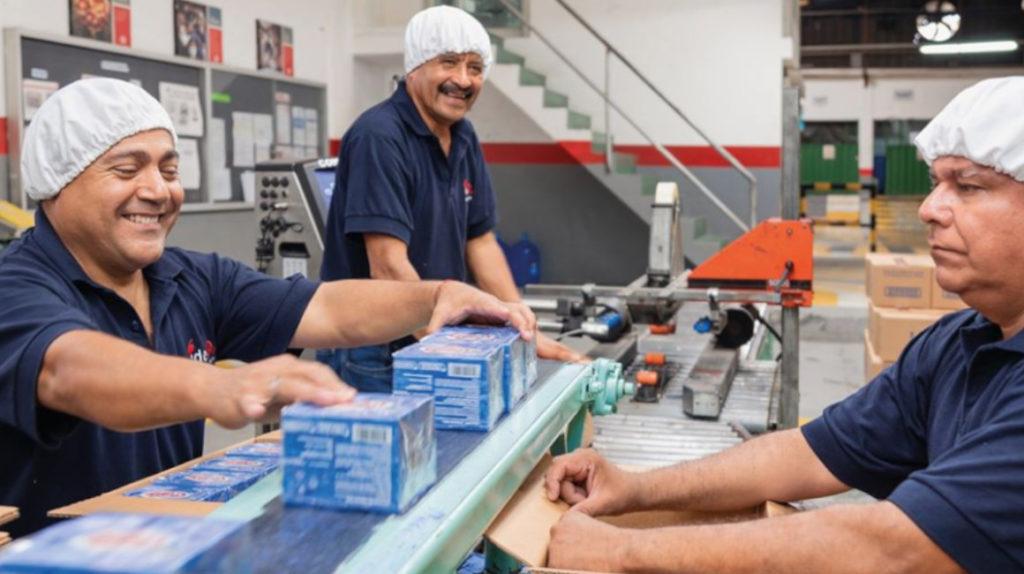 Holding Santa Ana ya tiene el 30% de las acciones de Industrias Ales