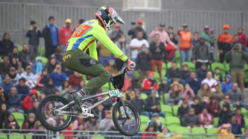 Alfredo Campo no pudo puntuar en su primera competencia del año