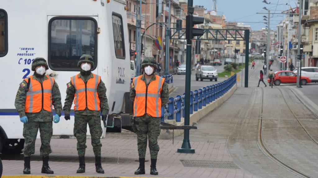 30 de marzo: 62 fallecidos y 1.966 personas contagiadas en Ecuador