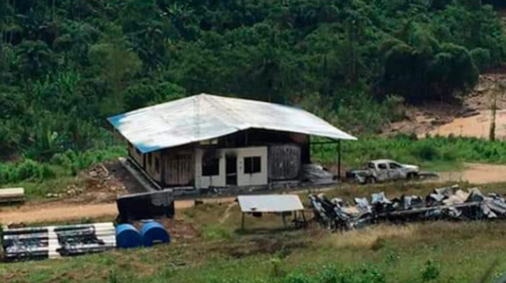 El proyecto minero San Carlos Panantza fue nuevamente atacado