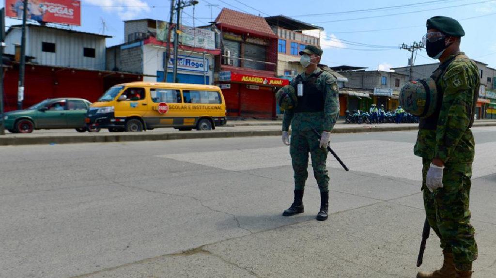 Comandante de la Armada asume coordinación de la Zona de Seguridad en Guayas