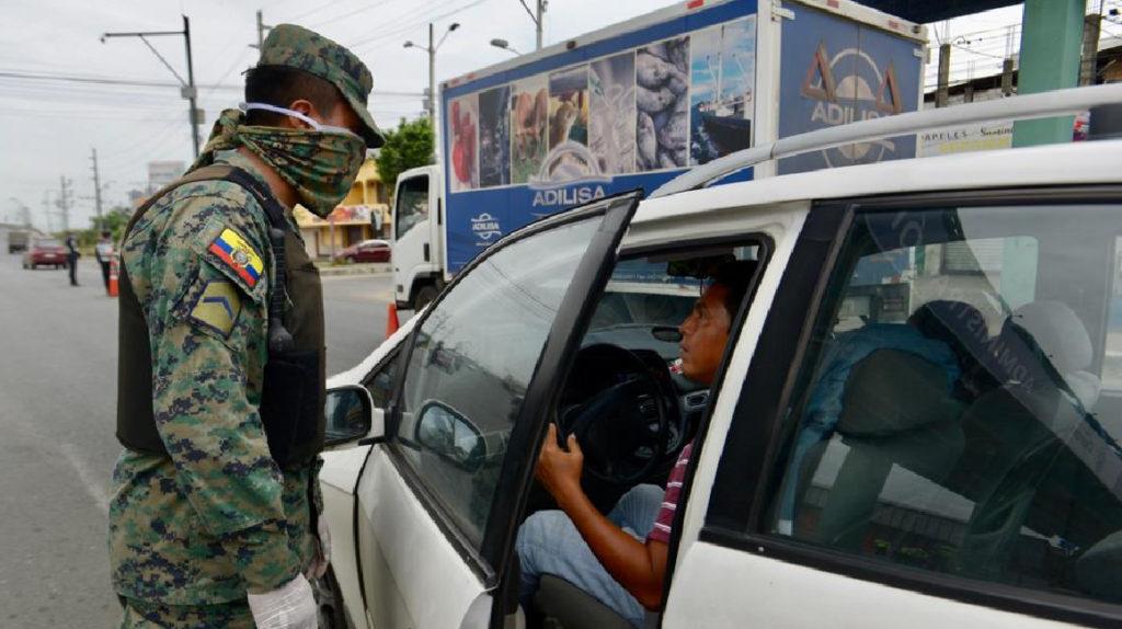 Corte pide reporte de la situación de trabajadores de la salud, policías y militares