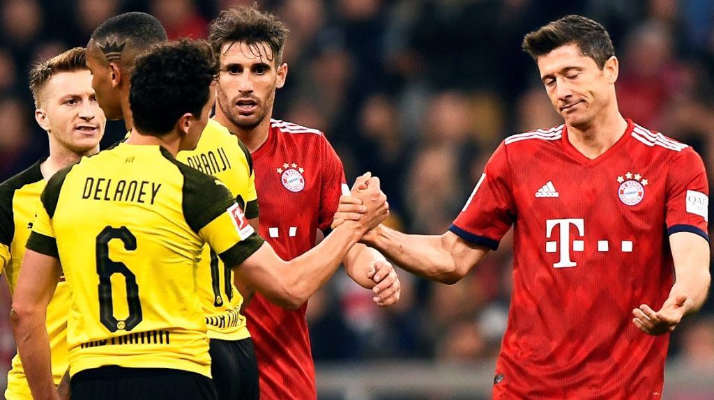 Bayern Munich volverá el lunes 6 de abril a entrenar en grupos pequeños