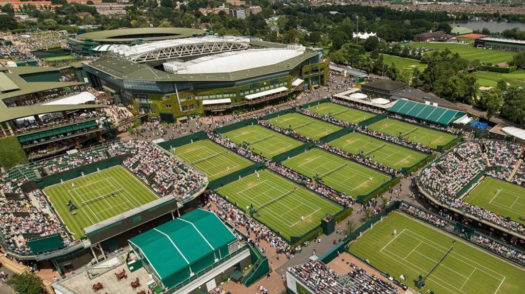 Las finales de Wimbledon se jugarán con aforo completo