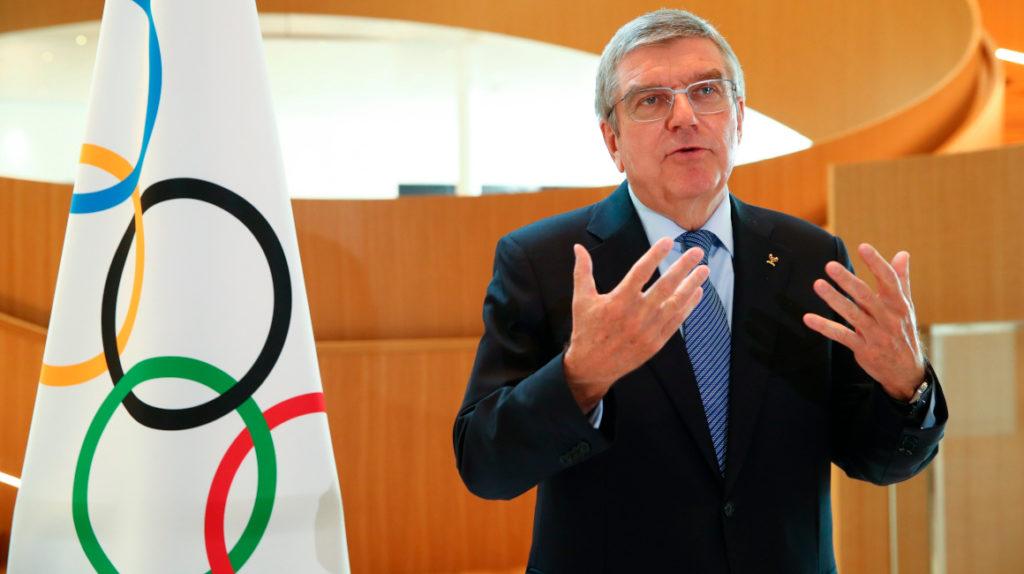 El COI pagará las vacunas ofrecidas por China a los deportistas olímpicos