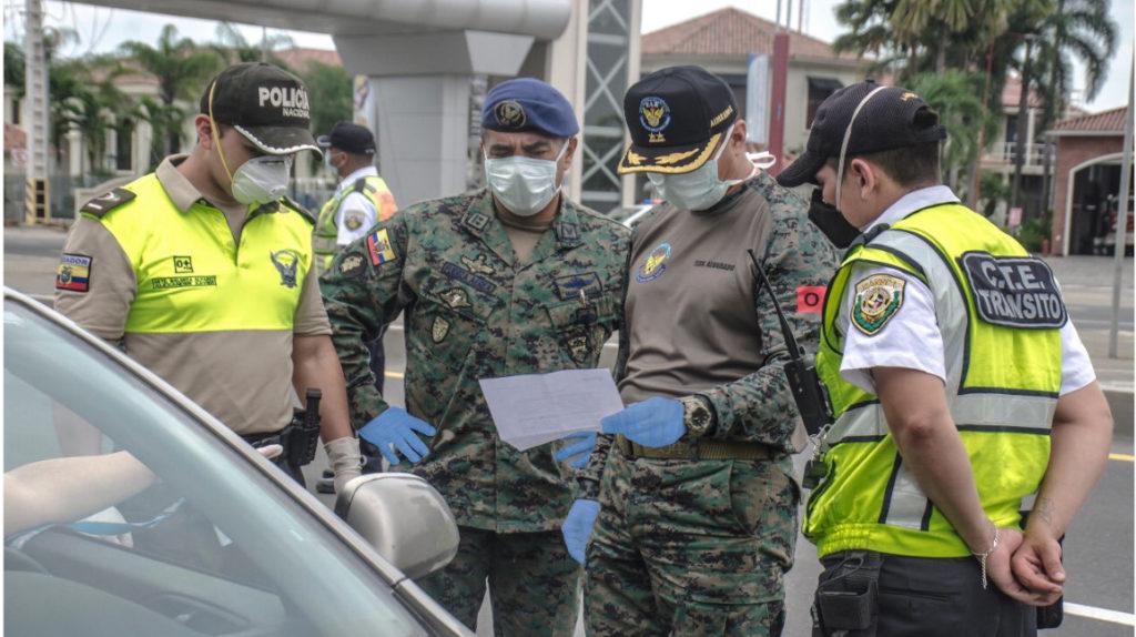 Tres entidades encabezan la emergencia sanitaria en Guayas