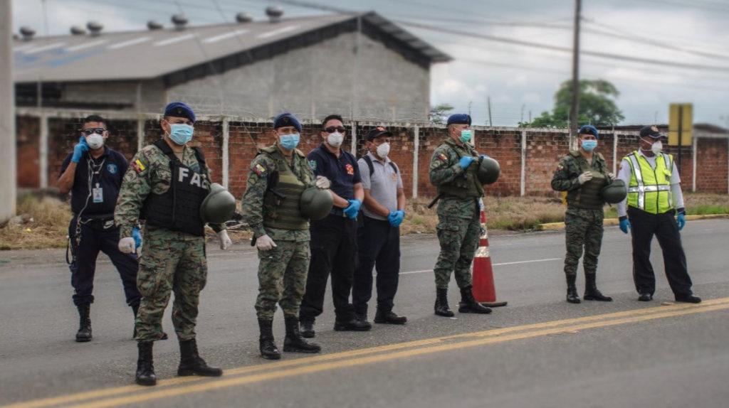 Qué implica la militarización de la provincia de Guayas en la práctica