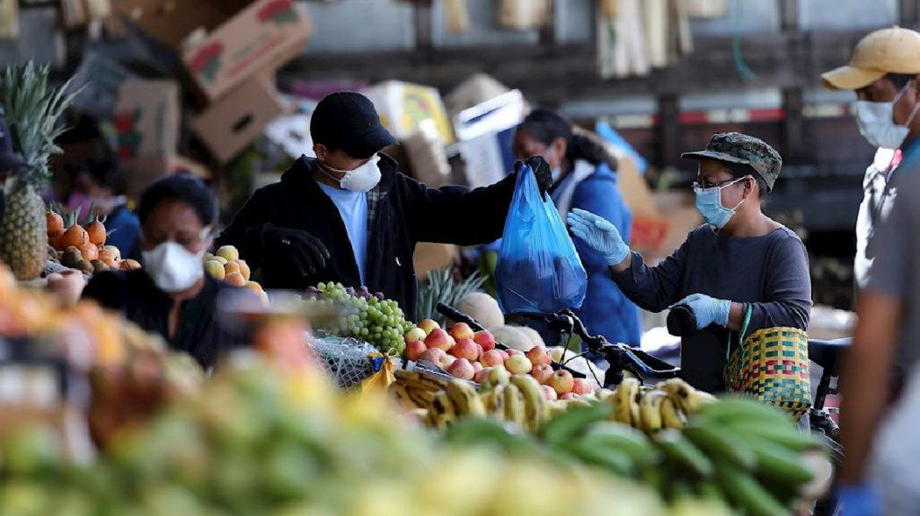 Agricultura: no hay desabastecimiento de alimentos en Ecuador