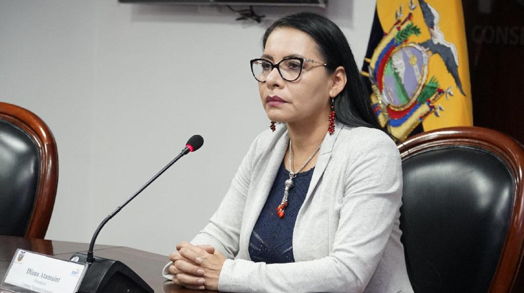 Atamaint descarta posibilidad de aplazar segunda vuelta electoral