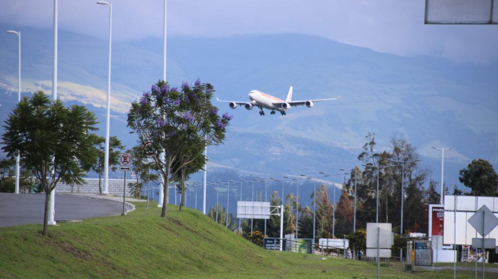 El aeropuerto Mariscal Sucre está listo para volver a operar en junio