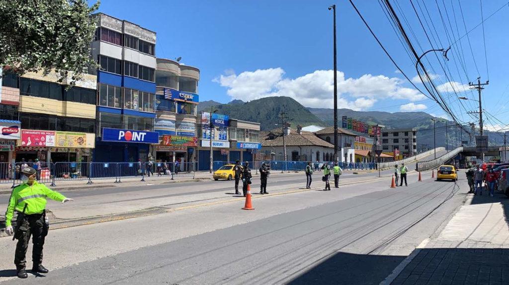 3.010 agentes, socorristas y policías vigilarán Quito durante el feriado