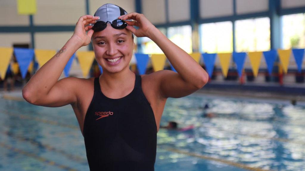 Samantha Arévalo tuvo coronavirus y ahora entrena ocho horas al día