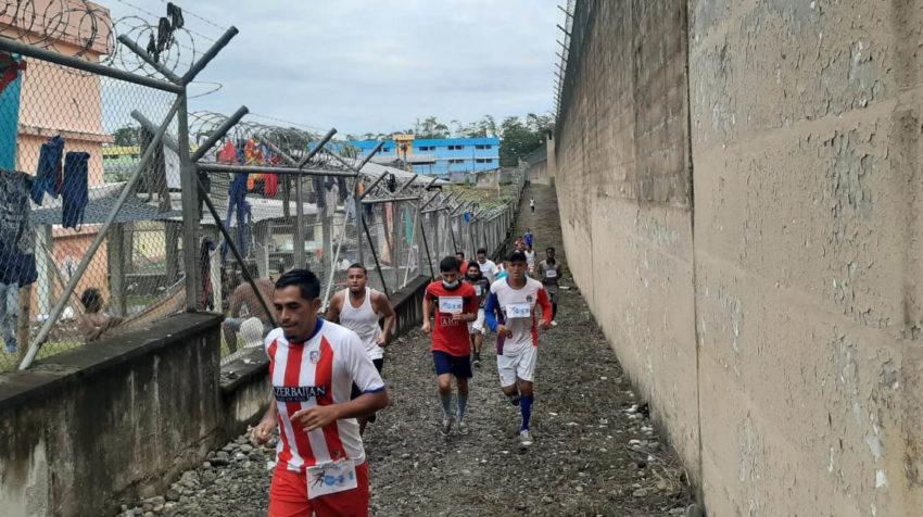 En los centros carcelarios del país se realizan actividades deportivas y de esparcimiento, para mitigar las afectaciones psicológicas por la emergencia sanitaria.