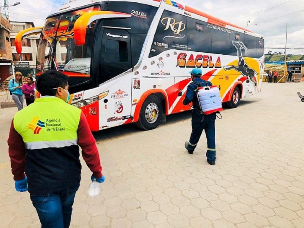 Ecuador amanece con nuevos precios en pasajes interprovinciales