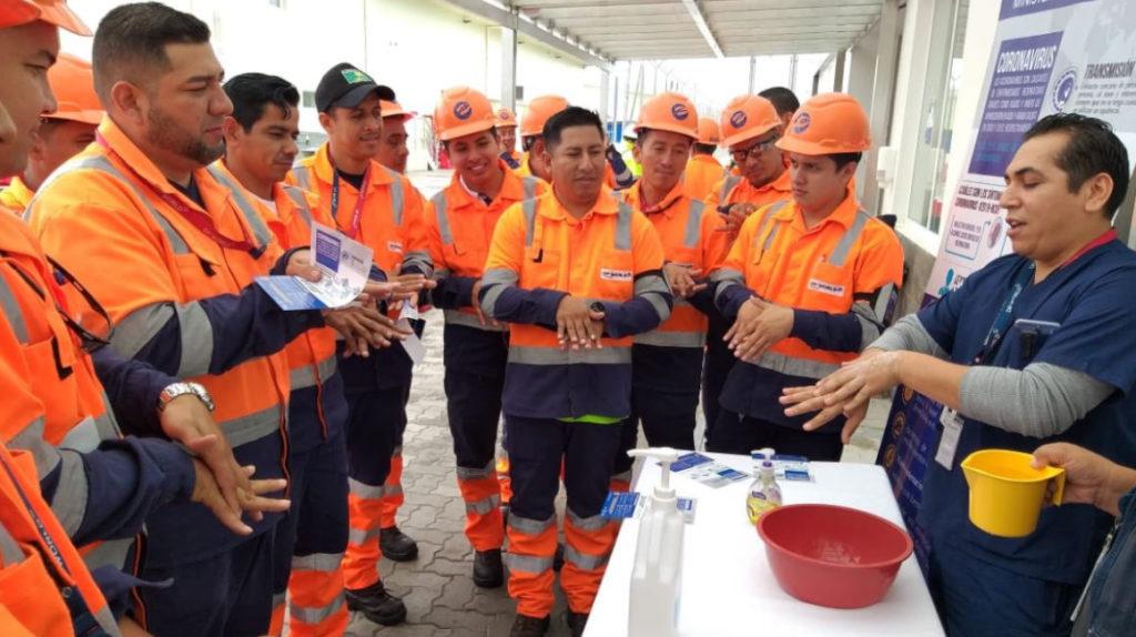 Producción y exportaciones mantienen actividades durante la emergencia