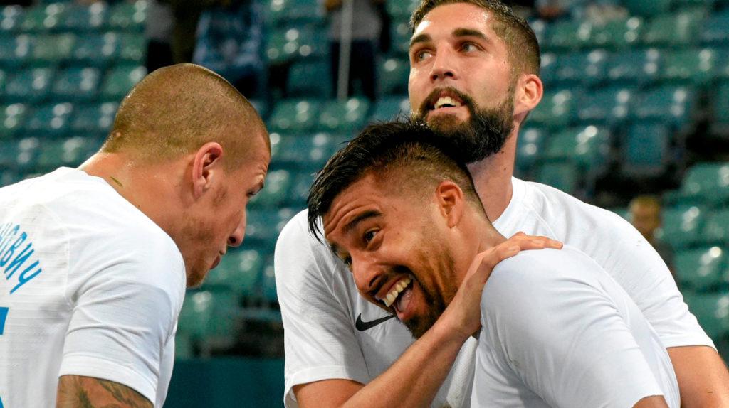 Christian Noboa, más de una década en Rusia y busca volver a la Selección