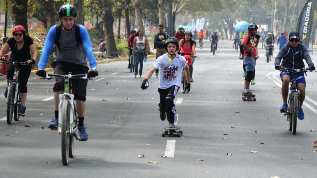 En agosto el ciclopaseo de Quito funcionará hasta las 18:00