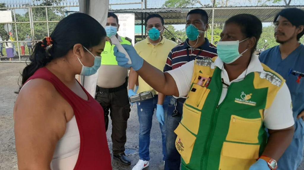 Gobierno restringe visitas en las cárceles por el coronavirus