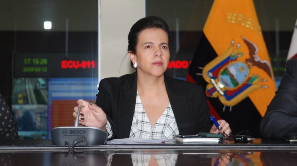 Asamblea exige a Moreno la remoción de María Paula Romo
