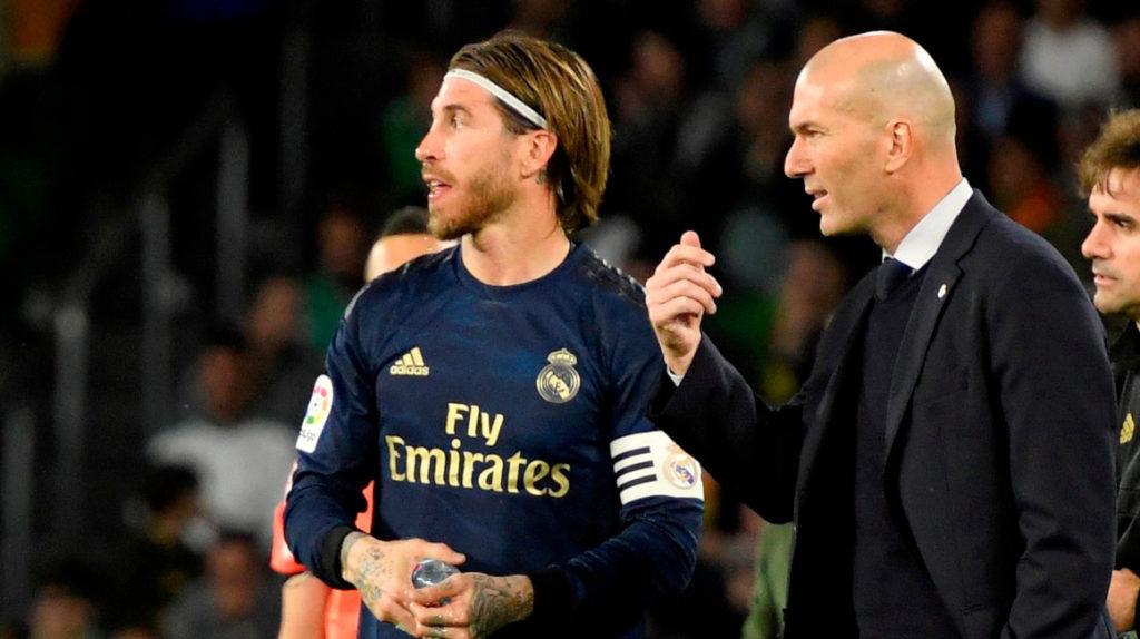 La Liga española se aplaza por presencia de coronavirus en el Real Madrid