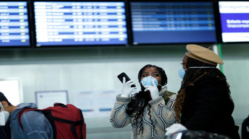 La UE rechaza la prohibición de Estados Unidos de viajar desde Europa