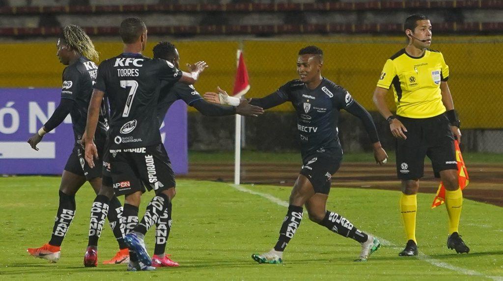 Independiente vence a Junior y es puntero en el Grupo A de Libertadores