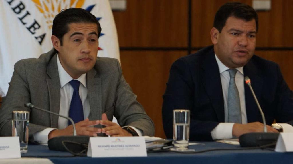 Gobierno busca votos en la Asamblea para reforma económica clave