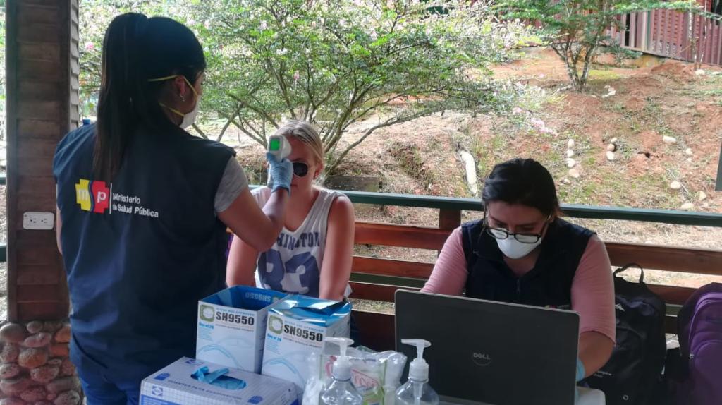 Tres municipios de Sucumbíos suspenden actividades masivas por coronavirus