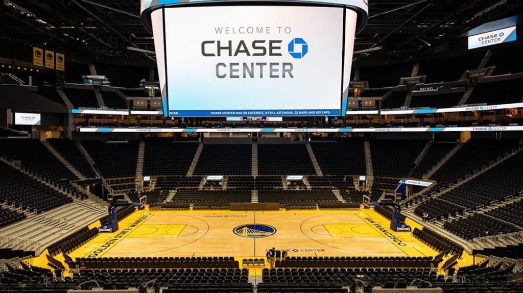 Warriors-Nets: primer partido a puerta cerrada en la historia de la NBA