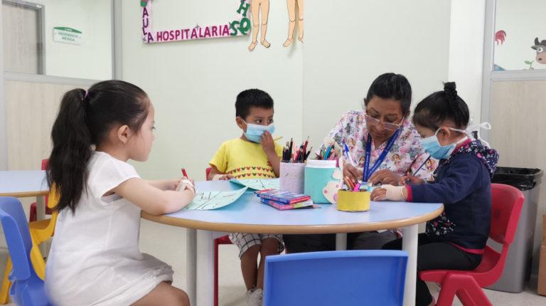 El MSP compró 1,5 millones de vacunas para niños menores de cinco años