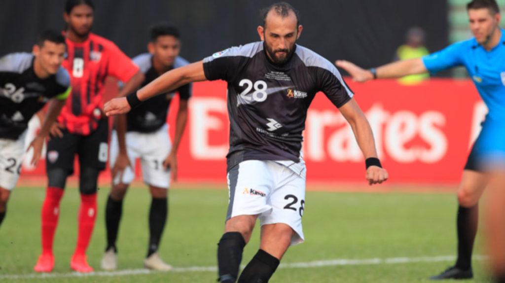 Hernán Barcos anota cuatro goles en la Copa AFC de Asia