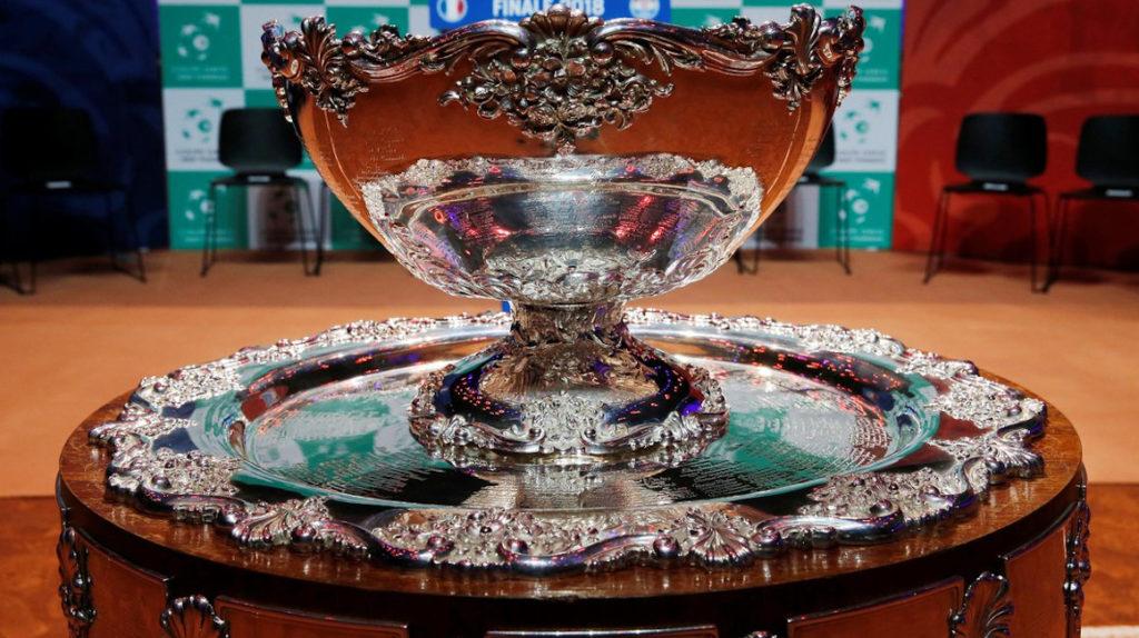 Ecuador irá en el bolillero tres en el sorteo de la Copa Davis