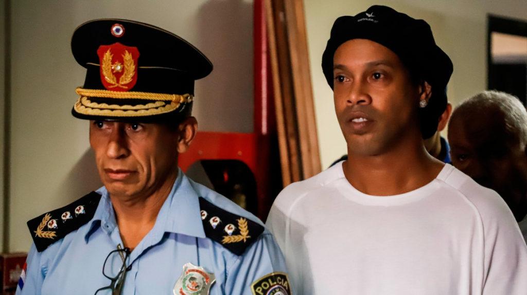 Ronaldinho acude a la Justicia paraguaya para saber si queda en libertad