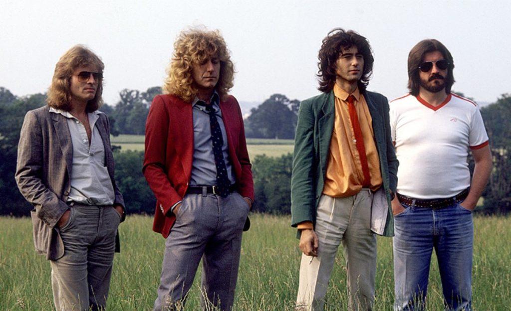 Led Zeppelin y el uso de la música de otros como punto de partida