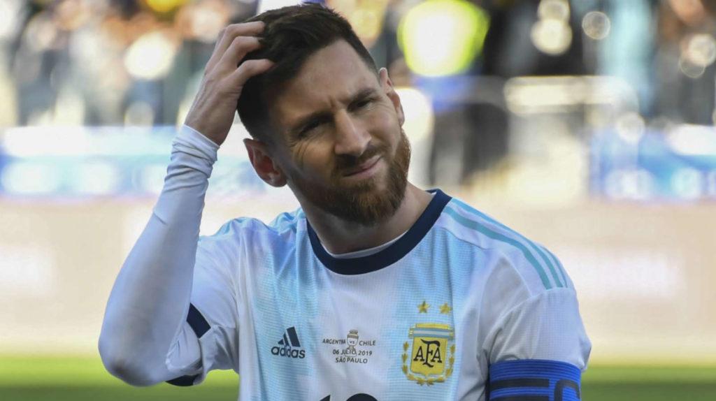 Argentina convoca a Lionel Messi, aunque no jugará ante Ecuador
