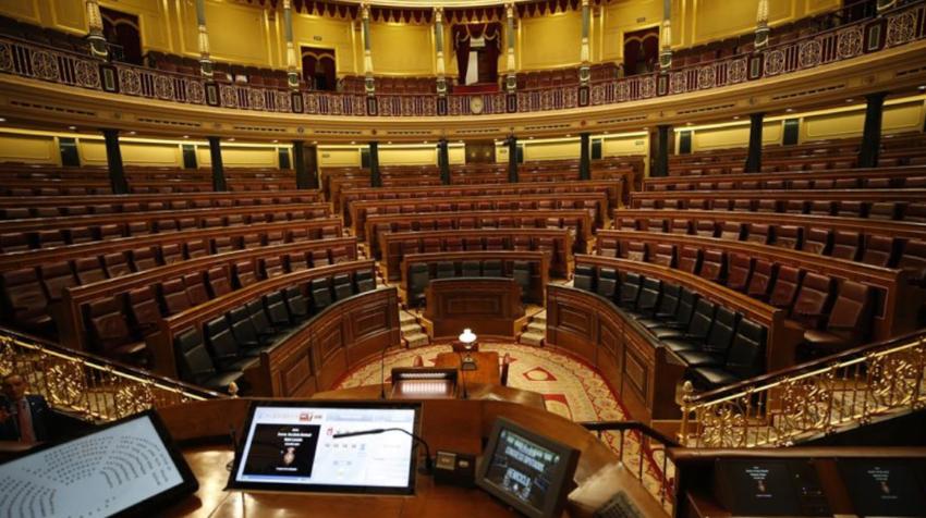 El congreso español permanecerá cerrado durante esta semana luego que un diputado contrajera coronavirus.