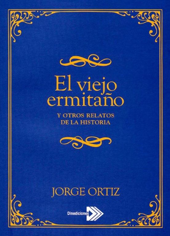 Portada del libro de Jorge Ortiz.