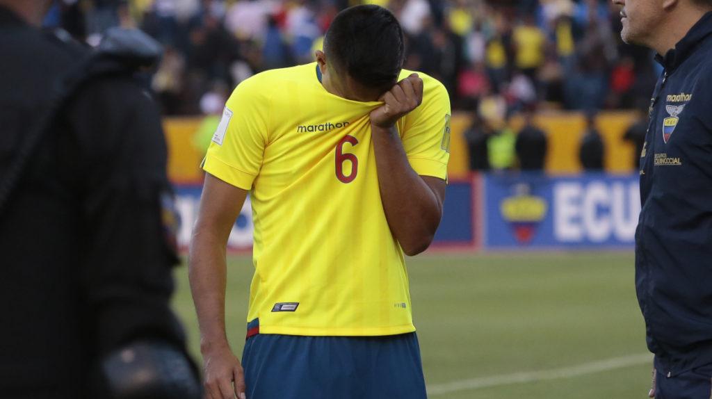 Cristhian Noboa, el primer convocado de Jordi Cruyff a la Selección