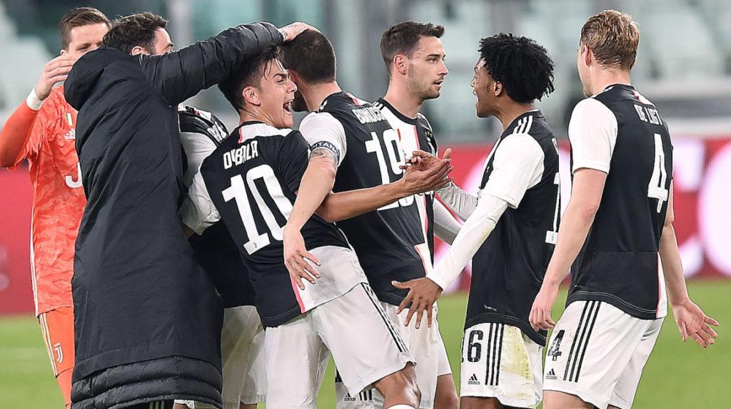 Juventus ganó y es líder de la Serie A de Italia; Lazio queda a un punto
