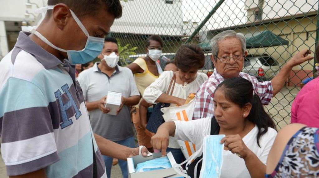 Extranjero se convierte en el enfermo 14 con coronavirus en Ecuador