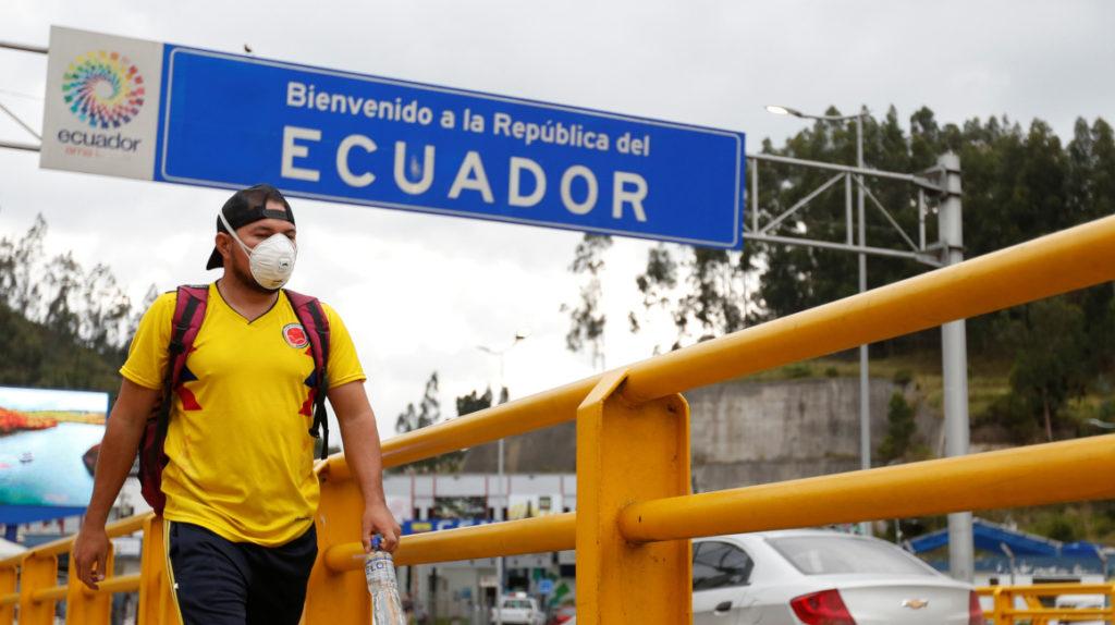 Cifra de contagiados de coronavirus en Ecuador sube a 15 personas