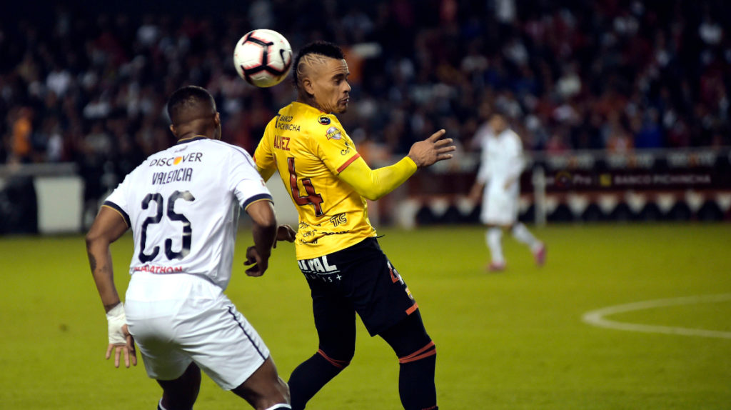 La general para Liga de Quito vs. Barcelona costará USD 10