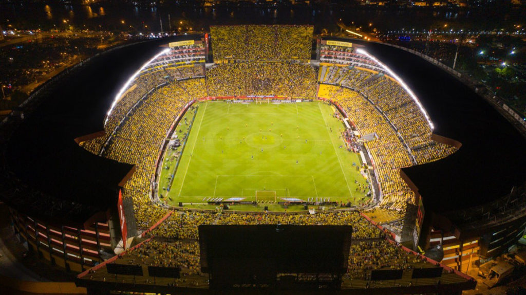 Conmebol recibió la postulación de Guayaquil para la final de Libertadores