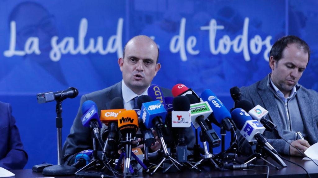 Declaratoria de salud y antecedentes de viaje, necesarios para ir a Colombia