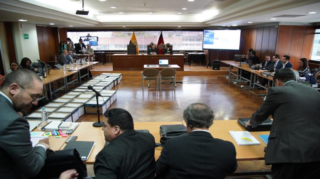 Caso Sobornos: los abogados que defienden al correísmo