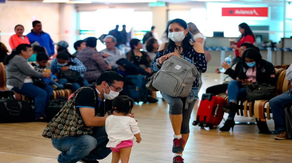 Cerco epidemiológico por coronavirus se reduce a 100 personas en Ecuador