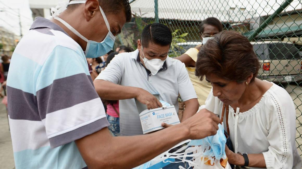 Ecuador se enfrenta a sus primeros casos de coronavirus